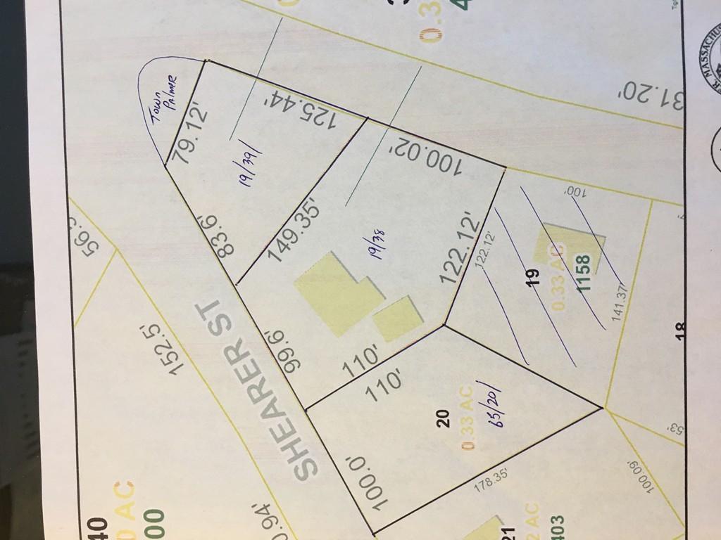 Photo of 405-407 Shearer Palmer MA 01069