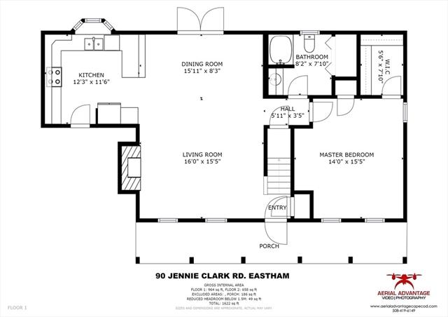 90 Jennie Clark Road Eastham MA 02642