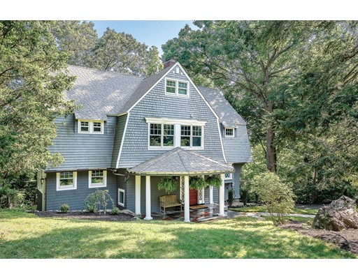 35 Gray Cliff Road, Newton, MA 02459