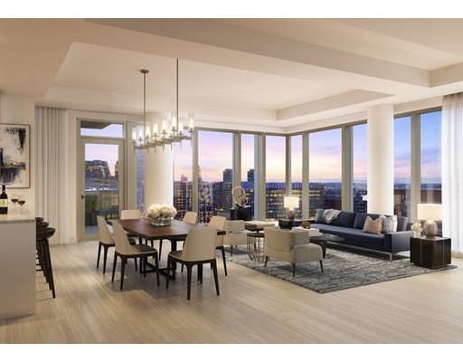 133 Seaport Boulevard #1808 Floor 18