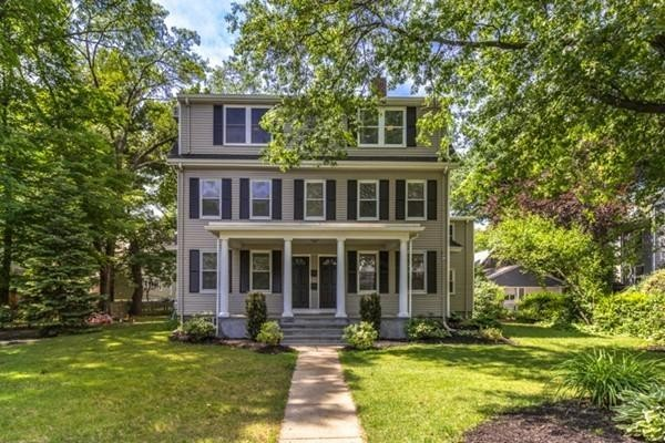 67-69 Evergreen Ave, Newton, MA, 02466, Auburndale Home For Sale