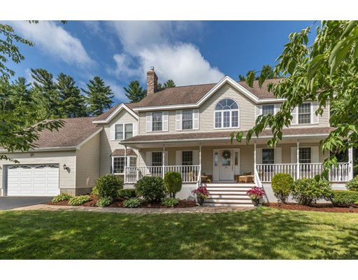 35 Kendall Hill Road, Leominster, MA 01453