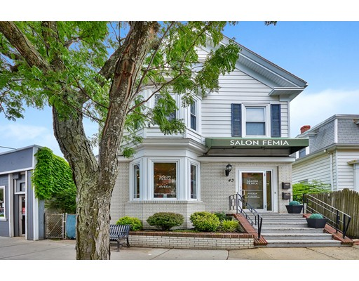 43 Holland, Somerville, MA 02144