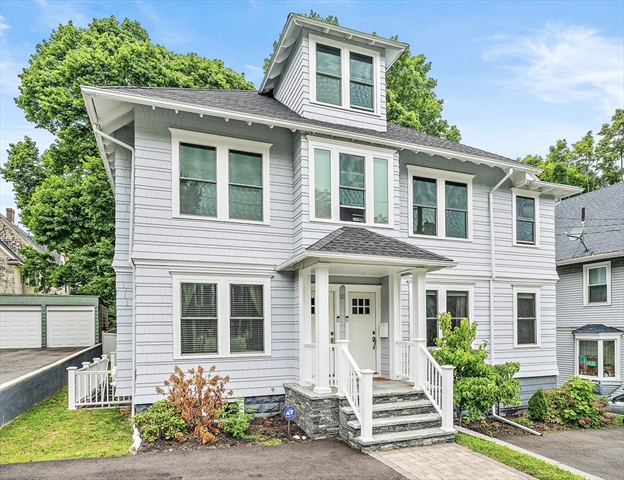 15 Ricker Road Newton MA 02458
