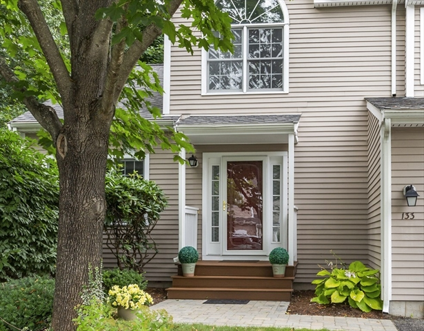 133 BISHOPS FORREST DRIVE, Waltham, MA, 02452,  Home For Sale
