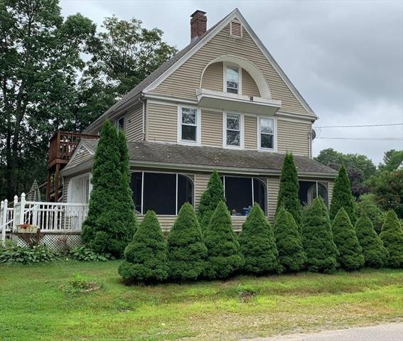 12 Oakland Street, Sharon, MA, 02067,  Home For Sale