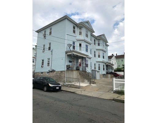 119-121 Tremont St, Fall River, MA 02720