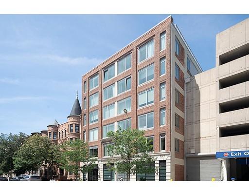 43 Westland Ave #401 Floor 4