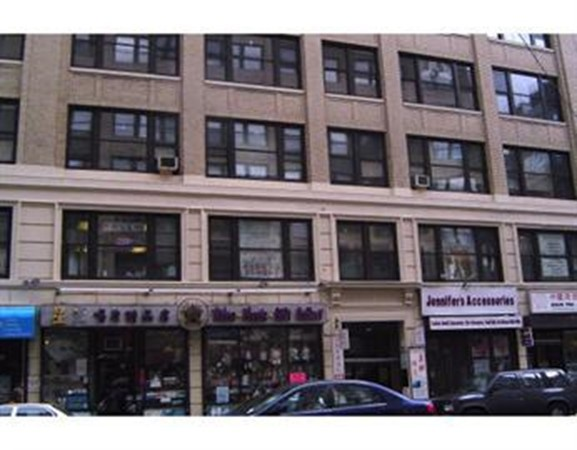 32 Kneeland Street Boston MA 02111