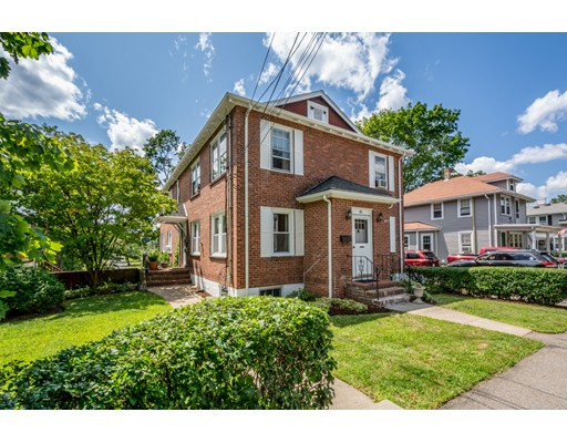 Attention Investors - This is the One you've been waiting for!  Brick 5 Family in Merrymount.  Walk right to the beach, bus at the end of the street and only .8 miles to downtown shopping, restaurants and Red Line.  Living and Dining rooms in units 1-4 ( Wall removed for open floorplan in unit #1 ) - Gleaming hardwood floors and Quartz countertops in Units 1&5.  Newer Gas Boiler -  each unit separately metered, separate storage room / garage.  Don't miss this unique property in one of Quincy's best locations