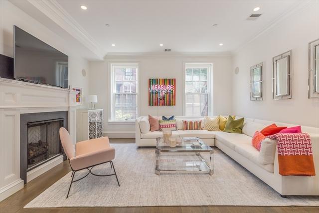 17 Hancock St, Boston, MA, 02114, Beacon Hill Home For Sale