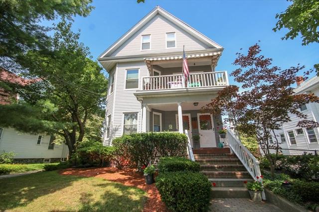 12-14 Oxford Avenue, Belmont, MA, 02478,  Home For Sale