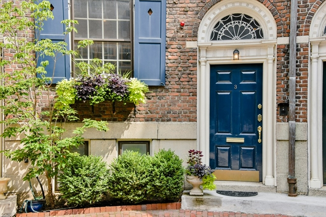 3 West Hill Place Boston MA 02114
