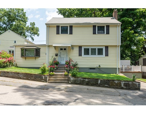 *** OPEN HOUSE SUNDAY (8/18) @ 11:30am-1pm *** Completely renovated 3 bedroom and 2 bathroom corner lot colonial located in the desirable quiet neighborhood in Milton. The large cherry wood kitchen with SS appliances & breakfast bar forms a flowing open concept space with the living room.  There is an additional spacious family room or potential for 4th bedroom surrounded by windows on three sides. The second level has 3 generously sized bedrooms with ample closet space.  The basement is partially finished, providing additional living space. Enjoy spending time outdoors on the patio with composite decking and walkway. The home is minutes to I-95, I-93, Blue Hill Reservation, hiking trails, Houghton's pond recreational area.