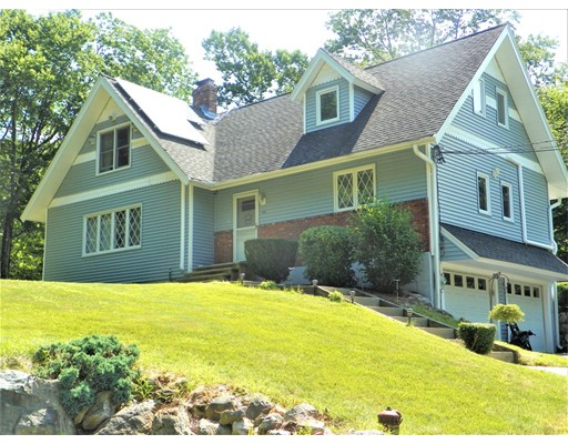 160 Old Westminster Road, Hubbardston, MA 01452