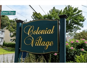 8 Colonial Village Dr #4, Arlington, MA 02474