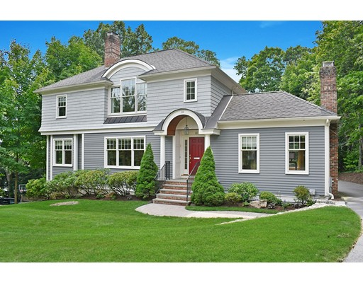 111 Crest Rd, Wellesley, MA 02482