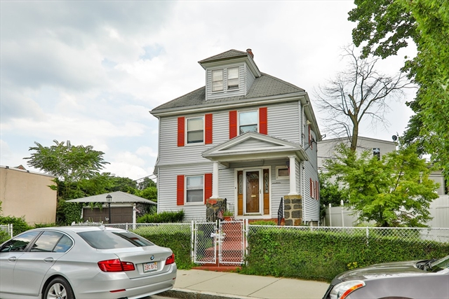 16 Rexford Street Boston MA 02126
