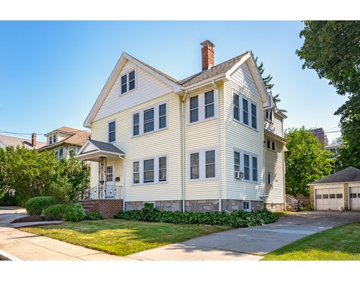 11 Rose Garden Circle Unit 11, Boston - Brighton, MA 02135
