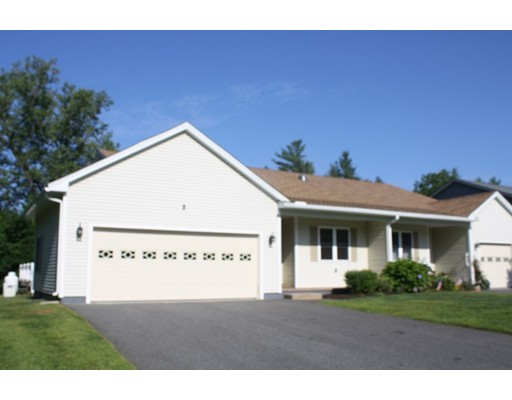 3 Silver Crest Lane 3, Greenfield, MA 01301