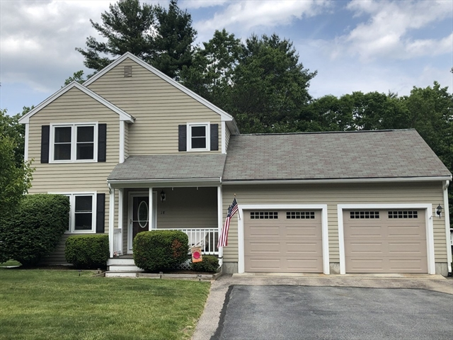 18 Crabtree Ln, Shirley, MA, 01464,  Home For Sale