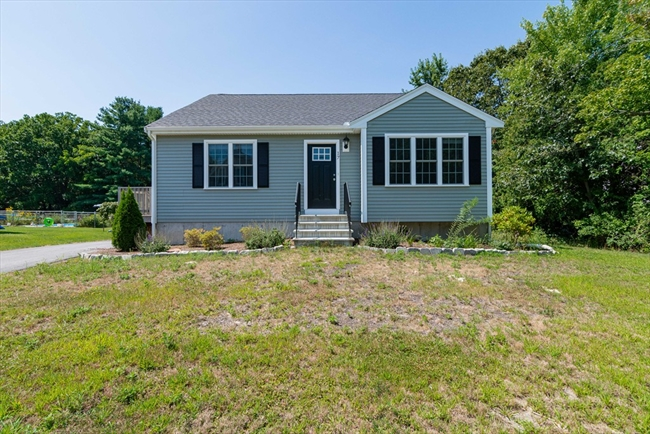 17 Williams Avenue Taunton MA 02780