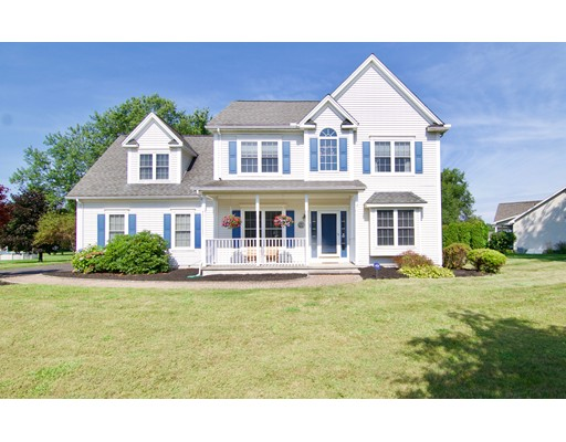 1 Deer Run, Enfield, CT 06082