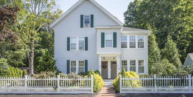 32-32R Billings St, Sharon, MA, 02067,  Home For Sale
