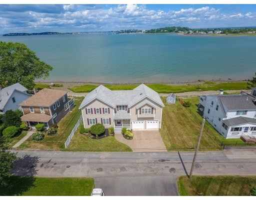 44 Clifton Avenue Waterfront, Hull, MA 02045
