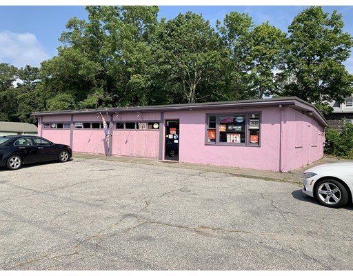Very rare retail opportunity !! On northwest corner of a highly visible, high traffic corner intersection in North Dartmouth sits this freestanding well know building that fronts the major access road ( Read Road) to Rt 195. Property has not been available for 30 years. Parking lot holds at least 15 cars. Do Not let this opportunity pass by!