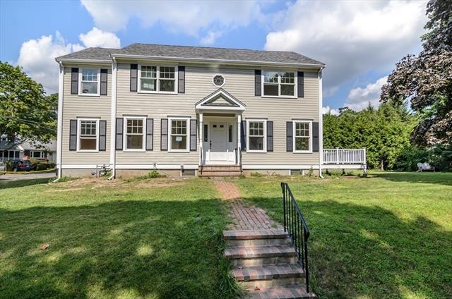 7 Hodges Avenue Wellesley MA 02482