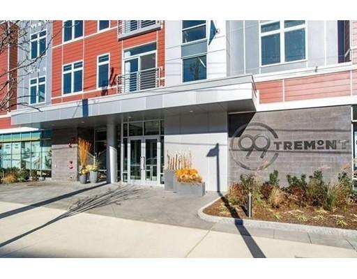 99 Tremont Street #113 Floor 1