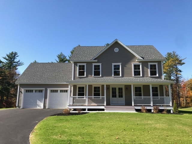 56 CLEMENT Road Townsend MA 01469