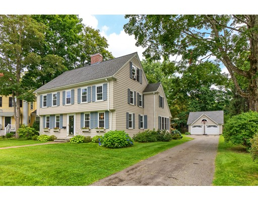 15 Middle Street, Concord, MA 01742