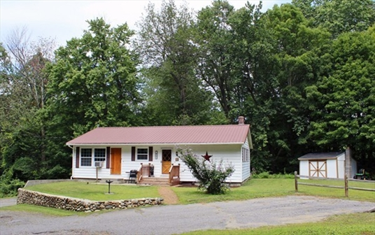 12 Lyman Hill Road, Northfield, MA: $225,000