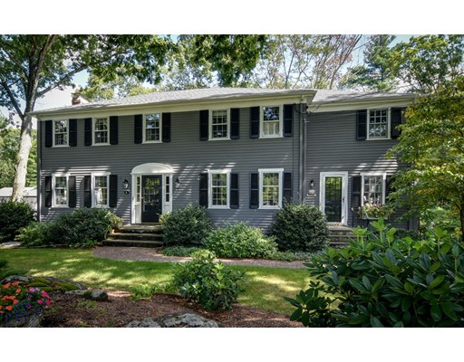 4 Oldfield Dr, Sherborn, MA 01770