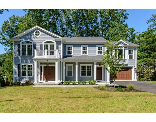 28 Maurice Road, Wellesley, MA 02482