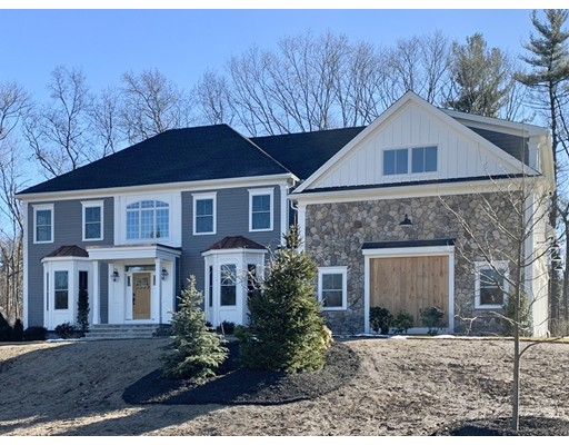 55 Lion's Gate Lot 4, Carlisle, MA 01741