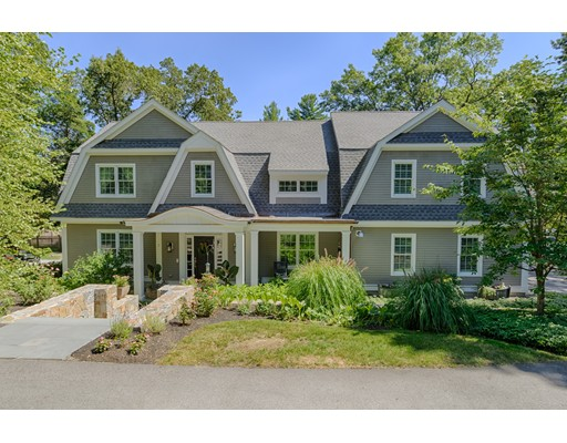 2 Dewing Path, Wellesley, MA 02482