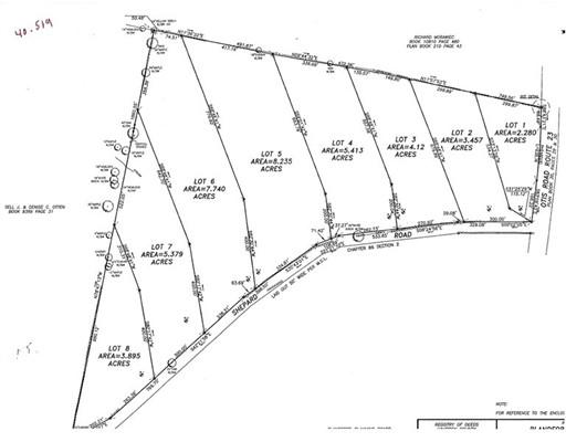 lot 1 Otis Road / Shepard Road, Blandford, MA 01008