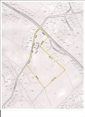 LOT 1-2 Glenwood Road Rutland MA 01543