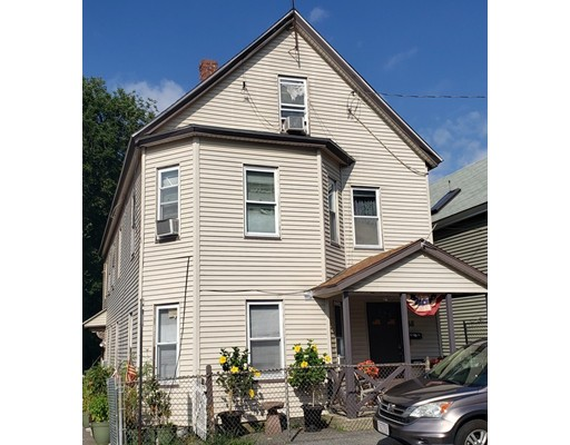 58 Clare St, Lowell, MA 01854
