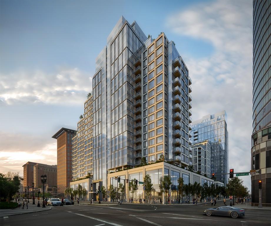 Boston Highrise Condos $1.5M