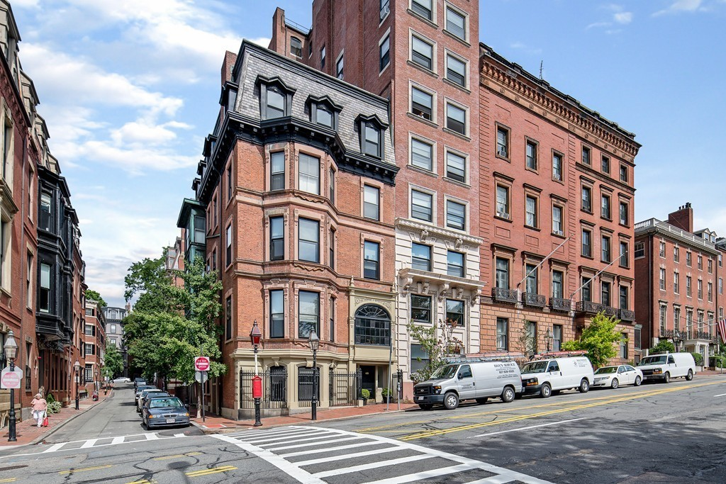 49 Beacon Street condominum complex - Beacon Hill