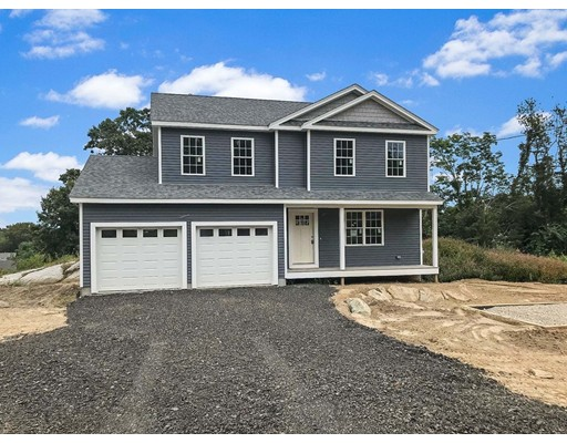 """Brand New Construction on a country road in Western Cranston. Still time to choose granite and appliances! This Custom Designed """"Innovative Properties"""" Home features 3 Bedrooms, 2.5 Bathrooms, first floor laundry, oversized master suite with cathedral ceilings, walk in closet and private bath, open concept first floor with living/dining room, large kitchen with white shaker cabinetry, a 2 car garage, a mudroom off the garage with built in bench, and a walk out basement. Finishes to include granite counters, 3 1/4 """"Select Red Oak"""" hardwoods, Harvey windows and doors, Central A/C, and premium porcelain tile. Private back yard with beautiful natural stone elements throughout property. This is the first home in a newly developed 3 lot subdivision Located on the less traveled section of Natick Ave, within minutes to Routes 37, 295, 95 and TF Green Airport. A great opportunity in Western Cranston. - Taxes/Assessment is estimated."""