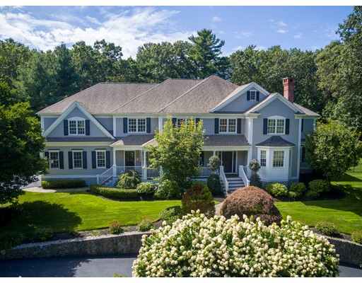 14 Holly Circle, Weston, MA 02493