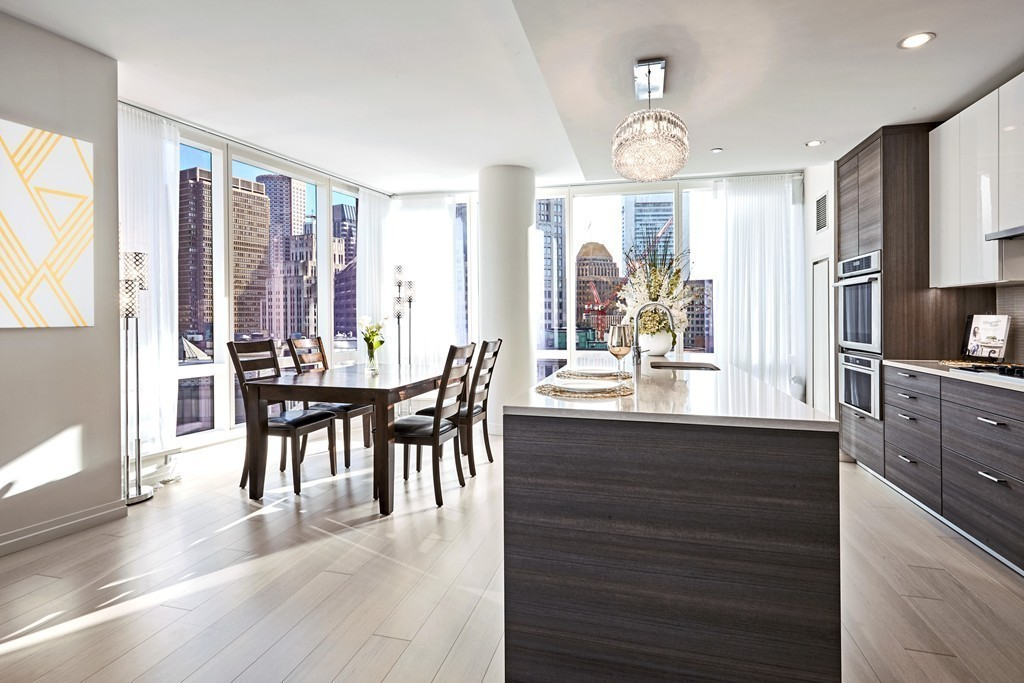 Boston Midtown condos for sale $1M and under for 2020