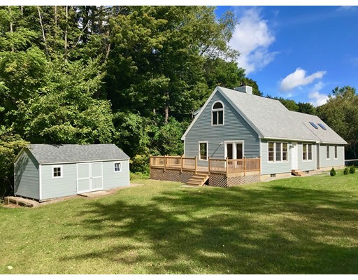 13 West Parsons Drive, Conway, MA 01341