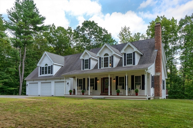 44 Juniper Road Ashburnham MA 01430
