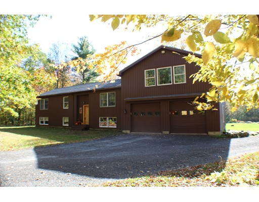 142 West Hill, Middlefield, MA 01243